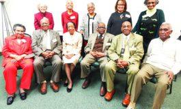 Booker T. Washington 1944 & 1945 Graduates  Celebrate Their 70th and 71st Class Reunion