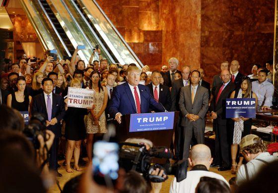 Black GOP Group Chooses Trump