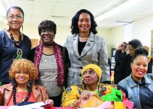 Tidewater Seniors in Action Present Black History Program