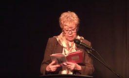 Video: Publisher Brenda Andrews Recites Poem at Venue