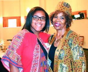 wanda and granddaughter