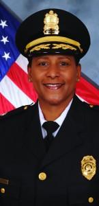 Chief Tonya Chapman