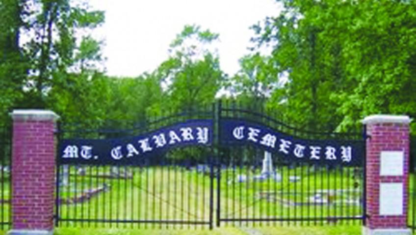 Gate Mt. Calvary