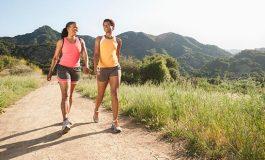 Try Walking For Better Health!