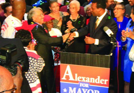 Part 2:  Former & Present Black Mayors Advise Norfolk's Next Mayor