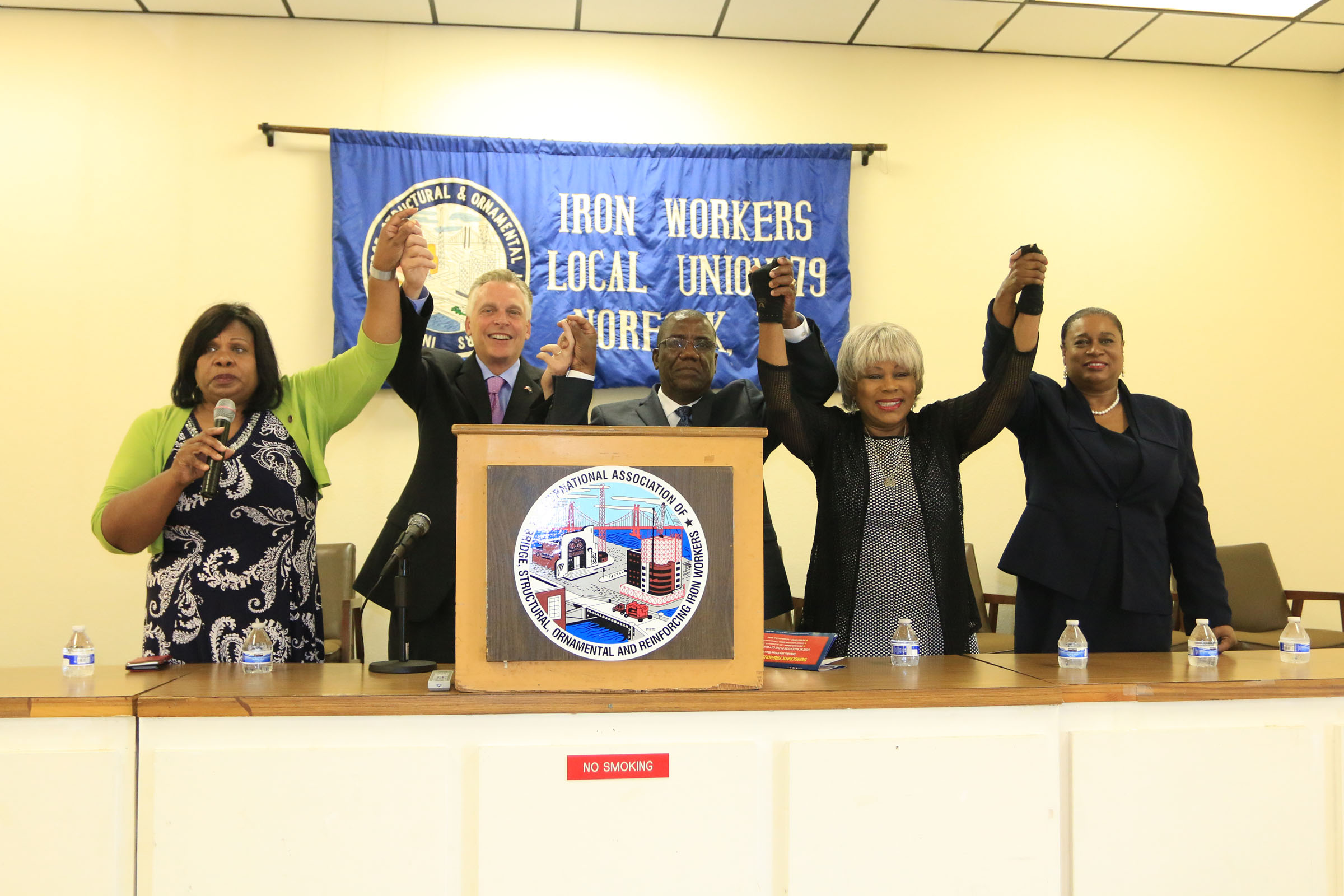 Spruill Pulls Victory In 5th Senate District Primary