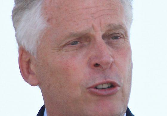 Governor McAuliffe:  Virginia's 'Next Steps'