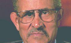 Dr. Bill Ward Of Chesapeake Passes