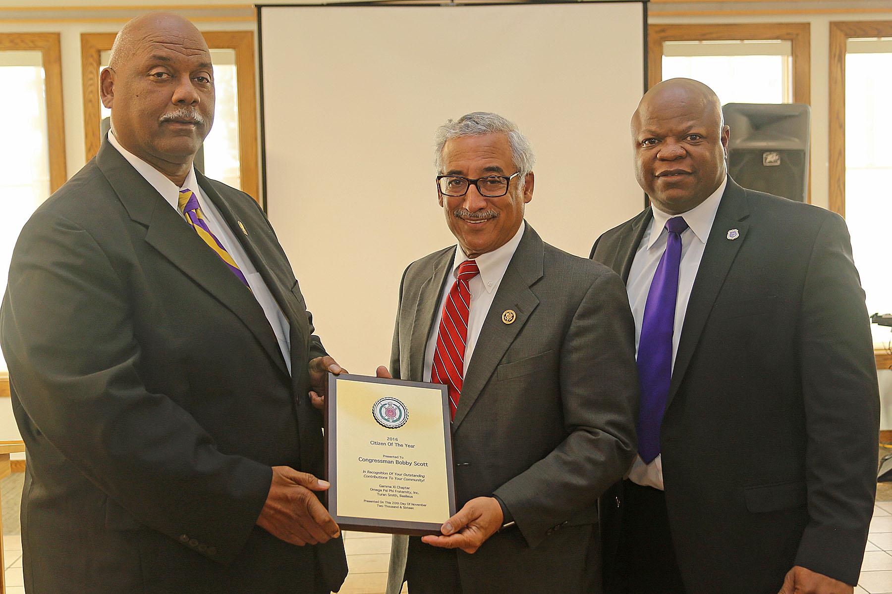 South Hampton Roads Omegas Host Joint Achievement Week Banquet