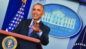 Former President Barack Obama: Obama Assails Trump On DACA
