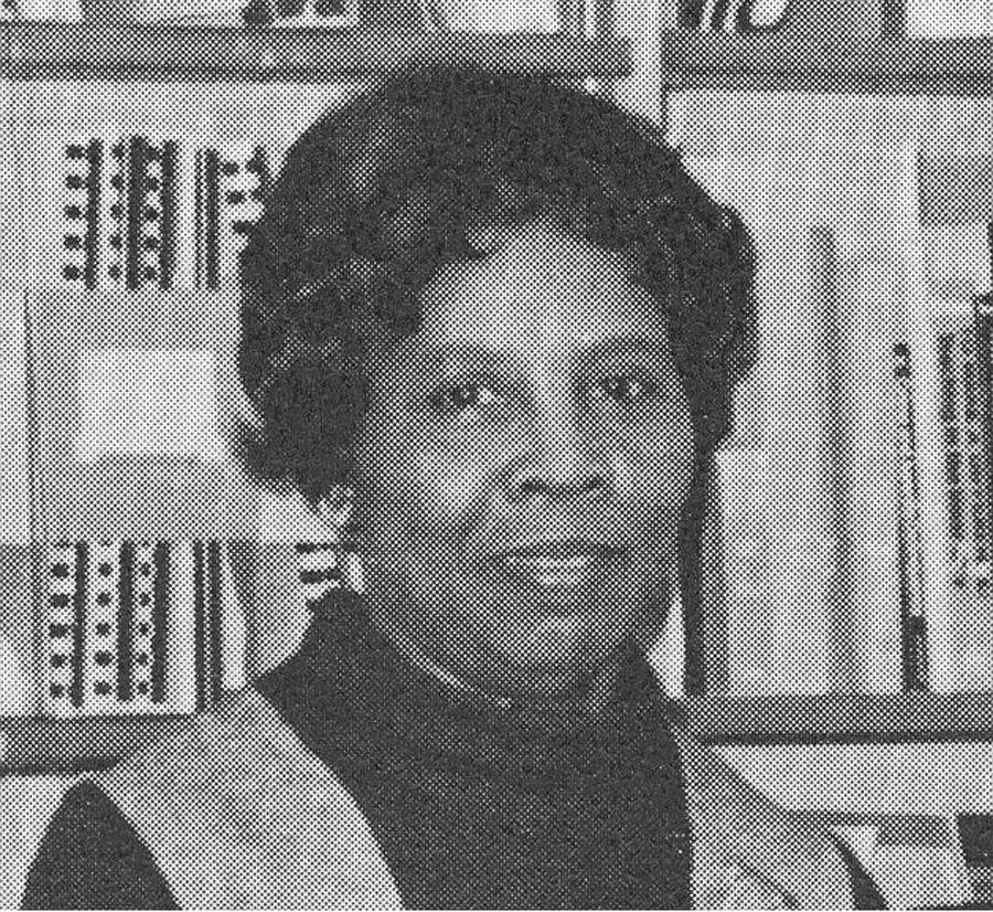 Women's History Month - Miss Margaret Gordon:  Remembering A Norfolk Education Legend