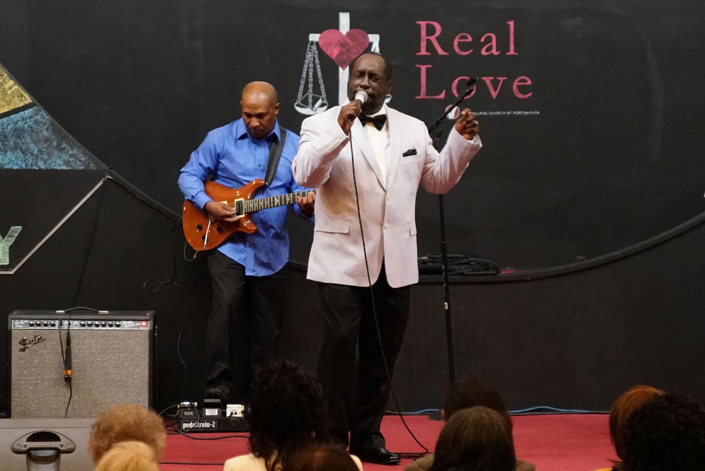 Black History Gospel Concert in Portsmouth