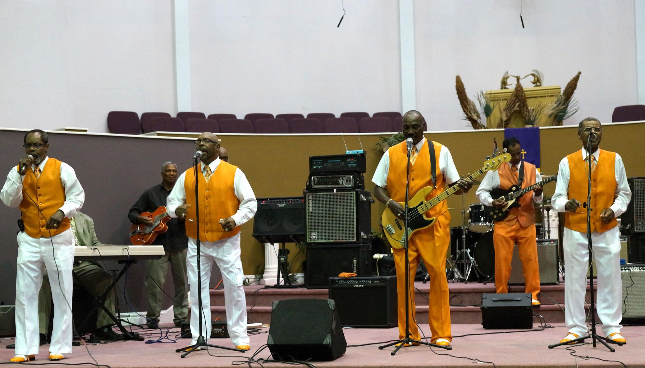 The Word Singers Celebrate Easter  With Gospel Concert In Norfolk