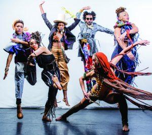 April 22: Virginia Arts Festival Showcases Urban  Bush Women Dancers At Attucks Theatre