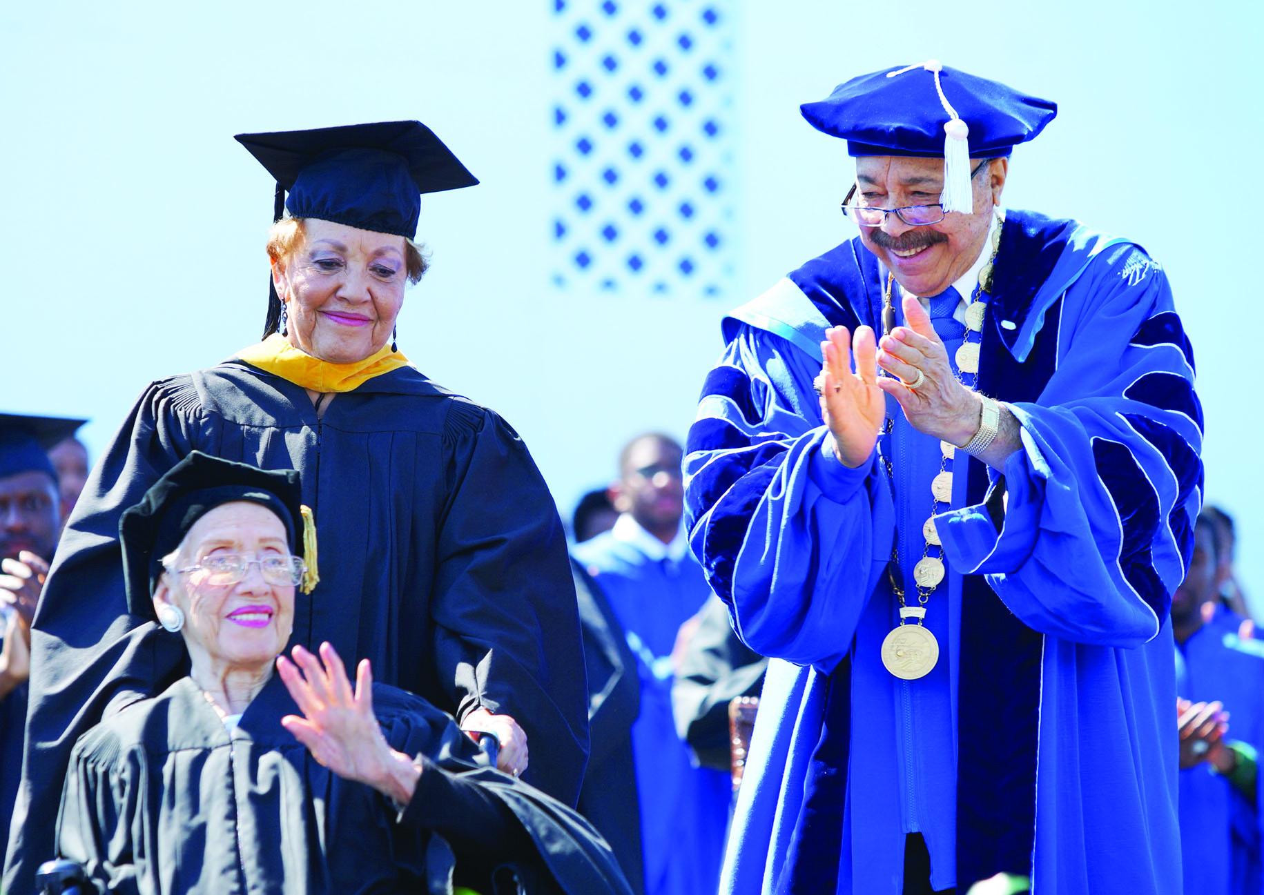 Hampton University Graduation 2017