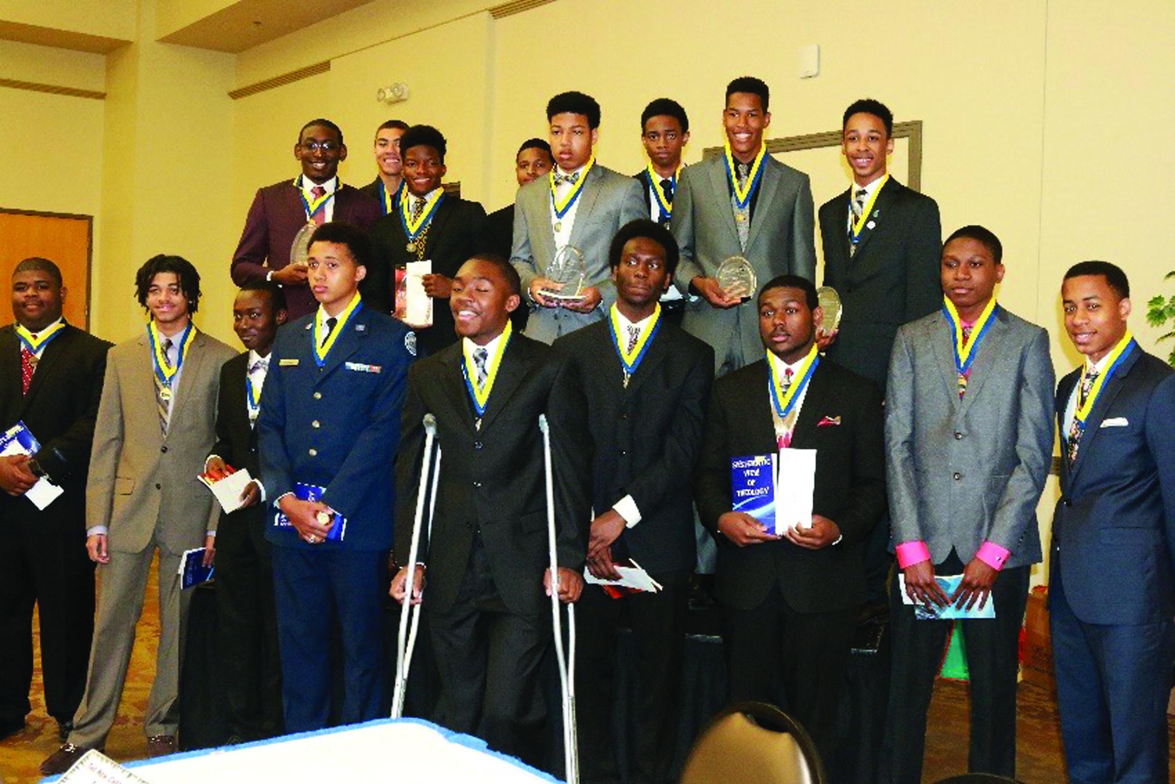 600 Attend 9th NCMPEF Scholarship Breakfast