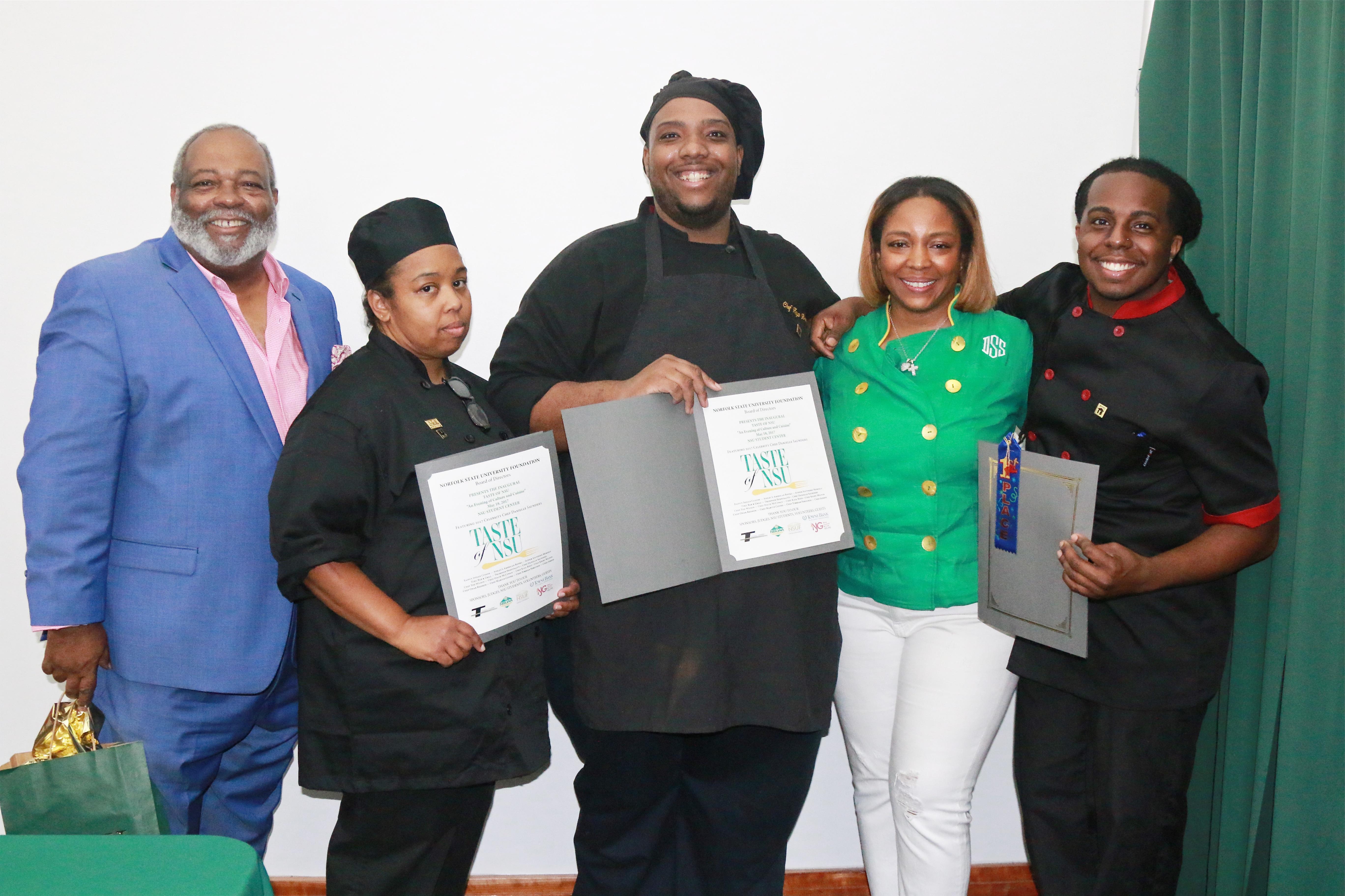 Celebrity Chef Highlights Debut of Taste of NSU