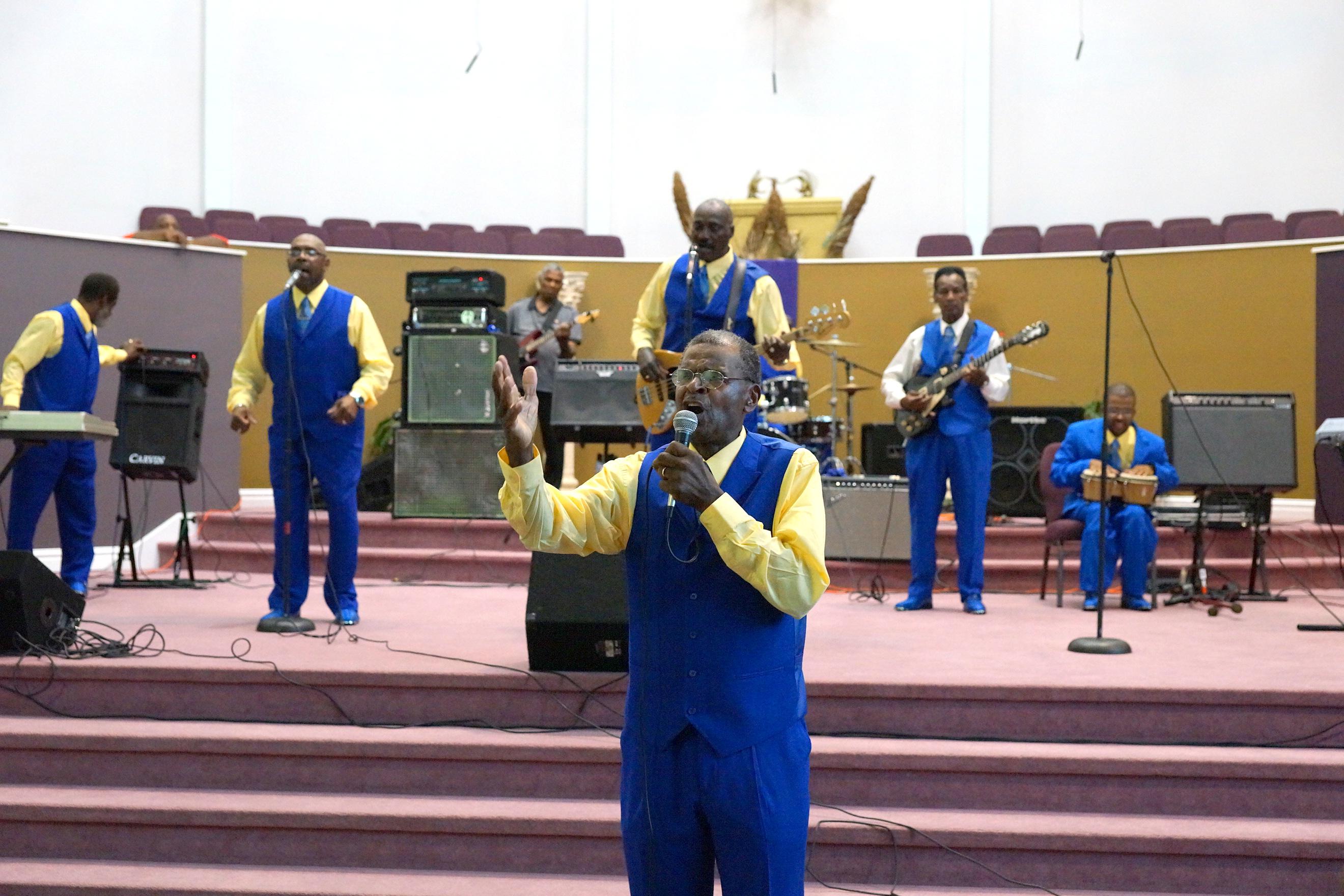 Gospel Concert In Virginia Beach