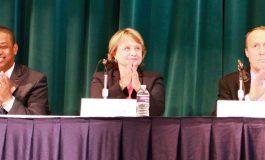 Three Democratic Contenders In June 13 Primary - Forum Informs On Lt. Gov. Candidates