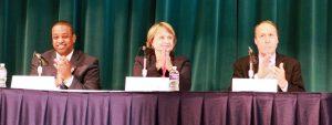 Three Democratic Contenders In June 13 Primary – Forum Informs On Lt. Gov. Candidates