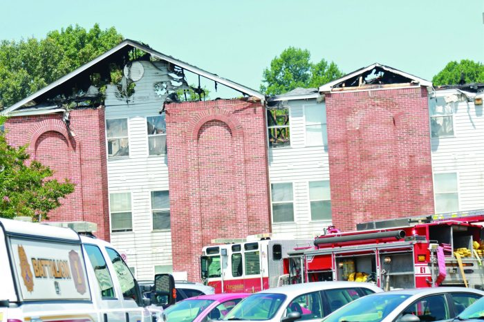 Residents' Cries of 'Fire!' Save Lives At Chesapeake Complex