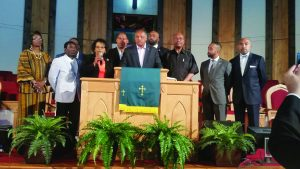 Rev. Jackson To Support Voter Turnout In Va.