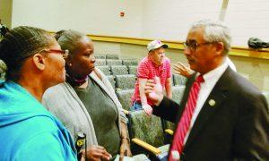 Scott On Healthcare,  Charlottesville Violence At Norfolk Forum