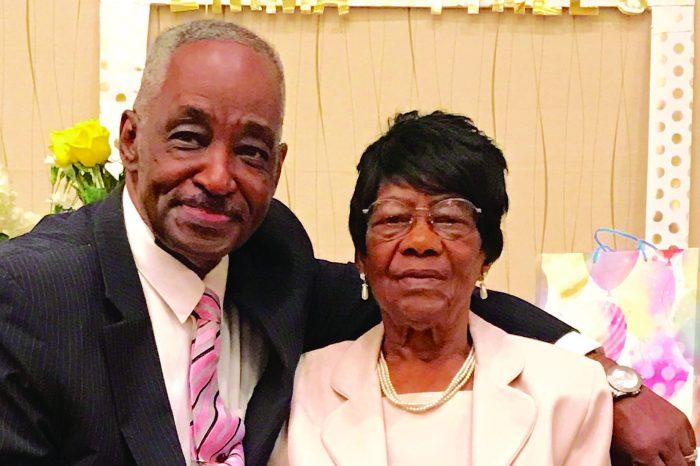 Mrs. Emma Tyree  Celebrates 95 Years