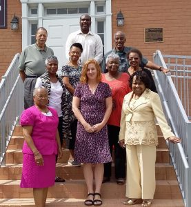 Breakfast Meeting Closes Out Seven Cities Writers Project At Portsmouth Museum