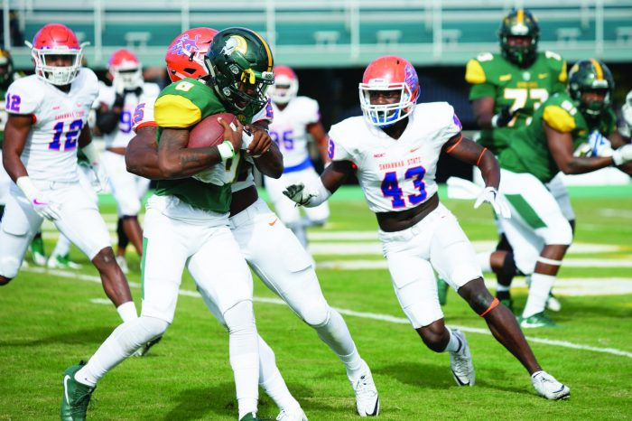 Scenes From NSU's Homecoming Weekend