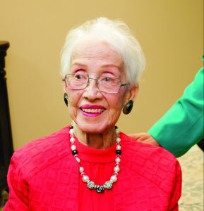 Newport News Chapter of Moles Honors Katherine G Johnson