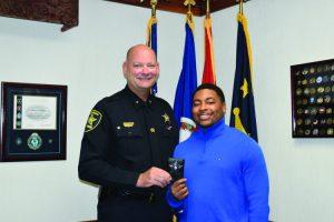 New Chesapeake Deputy Follows In Granddad's Path