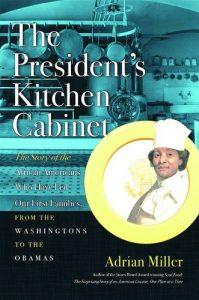 Black Lawyer's Cookbook Details Black Cooks At White House