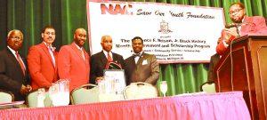 Norfolk Kappas Present 15 Scholarships, Honor 2 Members