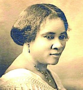 Women's History Month Part IV: Madame C.J. Walker: Launched Million-Dollar Industry