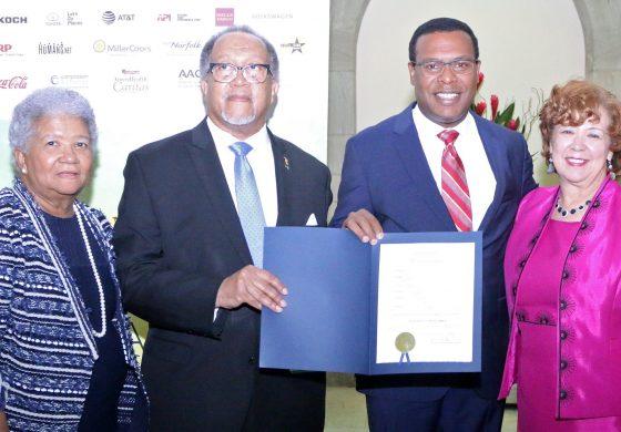Norfolk Mayor Declares 'Black Press of America Week'; Del. Cliff  Hayes Presents House Proclamation