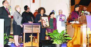 Family Reflects On Press Enshrinement of Dr. Milton A. Reid