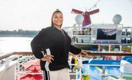 Queen Latifah Names New Carnival Horizon Ship