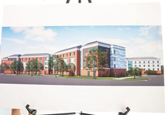 New NSU Building