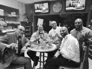 Five Cigar Smokers Develop New Cigar Line
