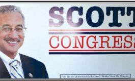 Congressman Scott's Labor Day Cookout