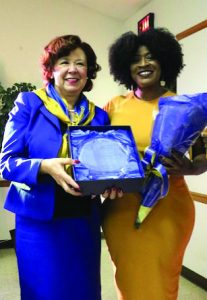 Local Sigma Gamma Rho Sorority, Inc. Chapters Celebrate 96th Founders' Day