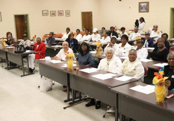 Huntersville Senior Club Turns 50