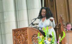 """""""Me-Too"""" Founder Speaks At Duke For King Day"""