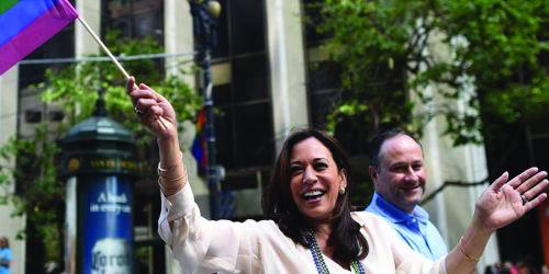 Sen. Kamala Harris  Kicks Off Bid For U.S. President