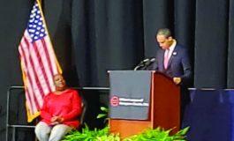 Del. Jones Keynotes 35th MLK  Community Leaders' Breakfast