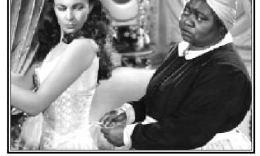 Hattie McDaniel:  First African-American Oscar Winner