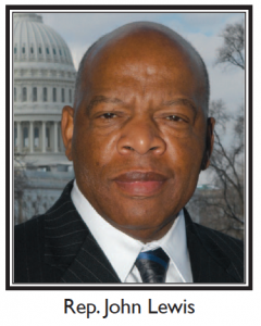 Rep. John Lewis – Those Who Walked  With Dr. King
