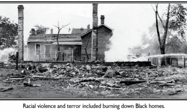 Deadly 1908 Race Riots  Led To NAACP's Founding