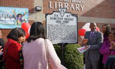Dorothy Height Honored With State Marker in Richmond
